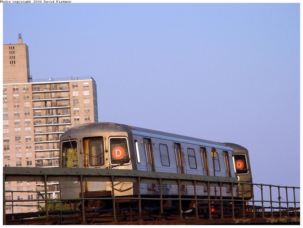 (99k, 1044x788)<br><b>Country:</b> United States<br><b>City:</b> New York<br><b>System:</b> New York City Transit<br><b>Location:</b> Coney Island/Stillwell Avenue<br><b>Route:</b> D<br><b>Car:</b> R-68 (Westinghouse-Amrail, 1986-1988)  2836 <br><b>Photo by:</b> David Pirmann<br><b>Date:</b> 5/17/2000<br><b>Viewed (this week/total):</b> 0 / 4698