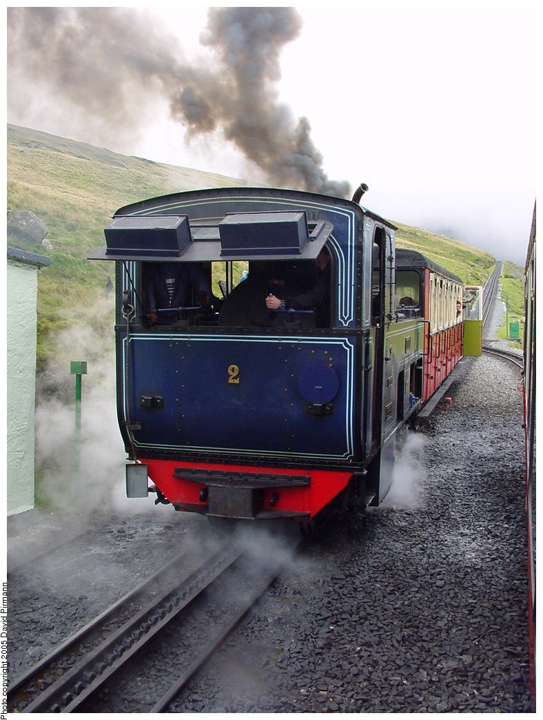 (185k, 788x1044)<br><b>Country:</b> United Kingdom<br><b>System:</b> Snowdon Mountain Railway <br><b>Photo by:</b> David Pirmann<br><b>Date:</b> 9/8/2000<br><b>Viewed (this week/total):</b> 1 / 1478