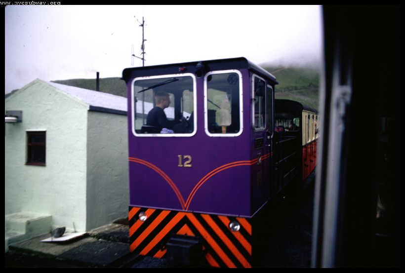 (67k, 820x553)<br><b>Country:</b> United Kingdom<br><b>System:</b> Snowdon Mountain Railway <br><b>Photo by:</b> David Pirmann<br><b>Date:</b> 9/8/2000<br><b>Viewed (this week/total):</b> 6 / 1470