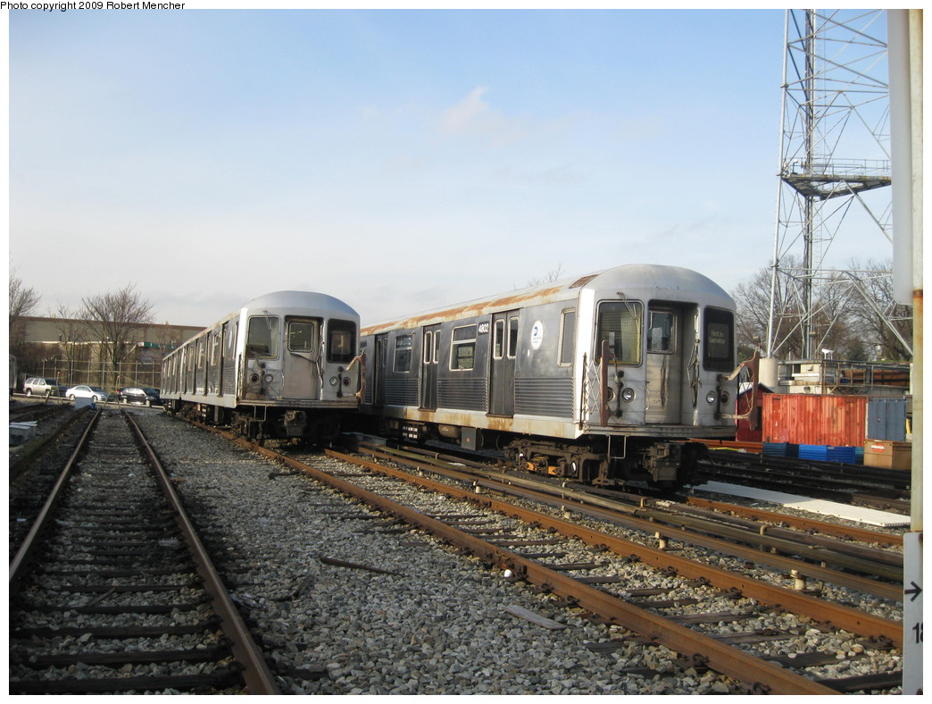 (239k, 1044x788)<br><b>Country:</b> United States<br><b>City:</b> New York<br><b>System:</b> New York City Transit<br><b>Location:</b> East New York Yard/Shops<br><b>Car:</b> R-42 (St. Louis, 1969-1970)  4802 <br><b>Photo by:</b> Robert Mencher<br><b>Date:</b> 12/14/2009<br><b>Viewed (this week/total):</b> 0 / 361
