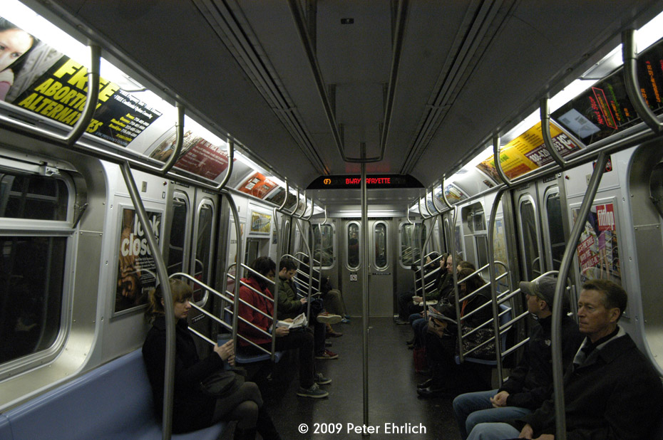 (195k, 930x618)<br><b>Country:</b> United States<br><b>City:</b> New York<br><b>System:</b> New York City Transit<br><b>Car:</b> R-160B (Option 2) (Kawasaki, 2009)  9823 <br><b>Photo by:</b> Peter Ehrlich<br><b>Date:</b> 12/13/2009<br><b>Viewed (this week/total):</b> 1 / 1332