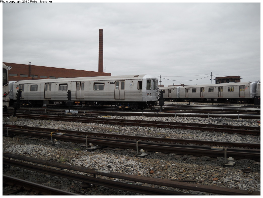 (231k, 1044x788)<br><b>Country:</b> United States<br><b>City:</b> New York<br><b>System:</b> New York City Transit<br><b>Location:</b> Coney Island Yard<br><b>Car:</b> R-46 (Pullman-Standard, 1974-75) 5940 <br><b>Photo by:</b> Robert Mencher<br><b>Date:</b> 4/16/2010<br><b>Viewed (this week/total):</b> 1 / 342