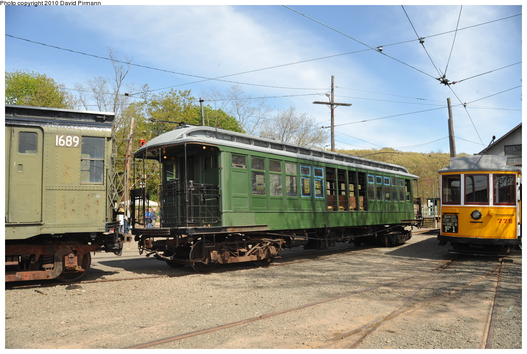 (302k, 1044x701)<br><b>Country:</b> United States<br><b>City:</b> East Haven/Branford, Ct.<br><b>System:</b> Shore Line Trolley Museum <br><b>Car:</b> BMT Elevated Gate Car 1349 <br><b>Photo by:</b> David Pirmann<br><b>Date:</b> 4/24/2010<br><b>Viewed (this week/total):</b> 3 / 776