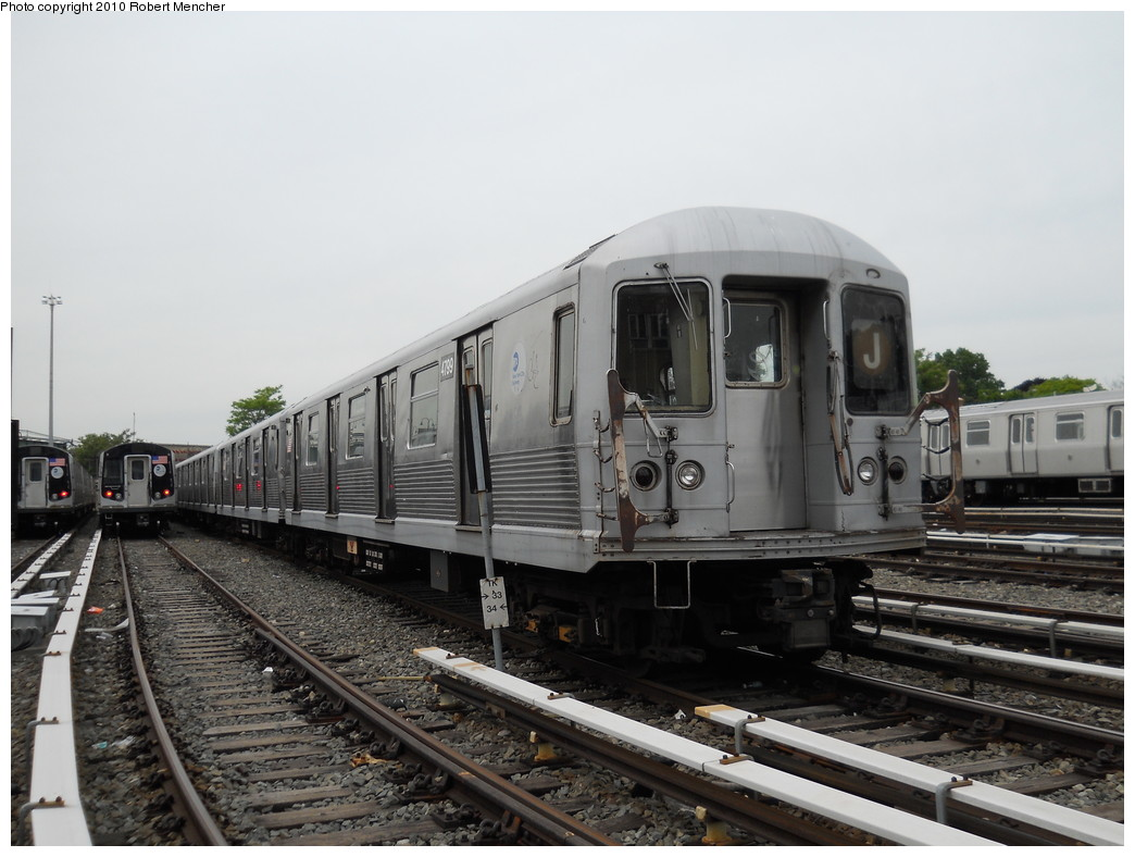 (238k, 1044x788)<br><b>Country:</b> United States<br><b>City:</b> New York<br><b>System:</b> New York City Transit<br><b>Location:</b> East New York Yard/Shops<br><b>Car:</b> R-42 (St. Louis, 1969-1970)  4799 <br><b>Photo by:</b> Robert Mencher<br><b>Date:</b> 5/17/2010<br><b>Viewed (this week/total):</b> 0 / 504