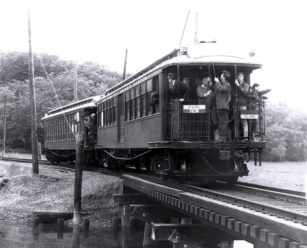 (228k, 1024x826)<br><b>Country:</b> United States<br><b>City:</b> East Haven/Branford, Ct.<br><b>System:</b> Shore Line Trolley Museum <br><b>Car:</b> BMT Elevated Gate Car 659 <br><b>Collection of:</b> George Conrad Collection<br><b>Date:</b> 5/24/1969<br><b>Viewed (this week/total):</b> 0 / 647