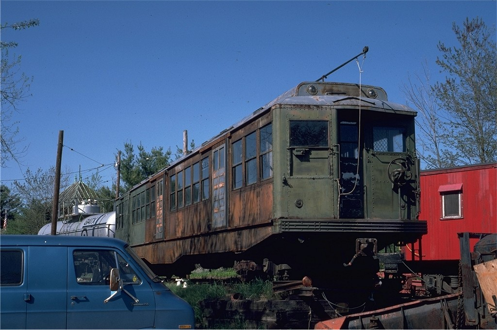 (186k, 1024x681)<br><b>Country:</b> United States<br><b>City:</b> Kennebunk, ME<br><b>System:</b> Seashore Trolley Museum <br><b>Car:</b> MBTA 0700 Series Cambridge-Dorchester (Osgood-Bradley, 1927)  0719 <br><b>Photo by:</b> Eric Oszustowicz<br><b>Collection of:</b> Joe Testagrose<br><b>Date:</b> 5/16/1987<br><b>Viewed (this week/total):</b> 2 / 216