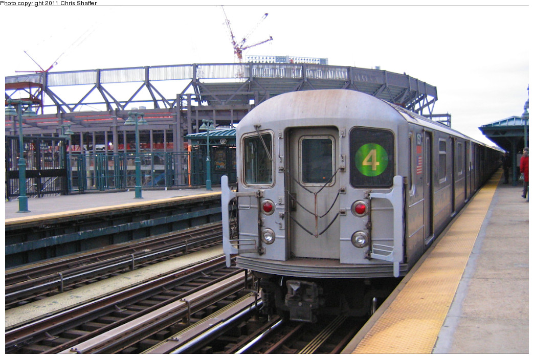 (239k, 1044x702)<br><b>Country:</b> United States<br><b>City:</b> New York<br><b>System:</b> New York City Transit<br><b>Line:</b> IRT Woodlawn Line<br><b>Location:</b> 161st Street/River Avenue (Yankee Stadium) <br><b>Route:</b> 4<br><b>Car:</b> R-62 (Kawasaki, 1983-1985)  1531 <br><b>Photo by:</b> Chris C. Shaffer<br><b>Date:</b> 1/15/2008<br><b>Viewed (this week/total):</b> 2 / 763