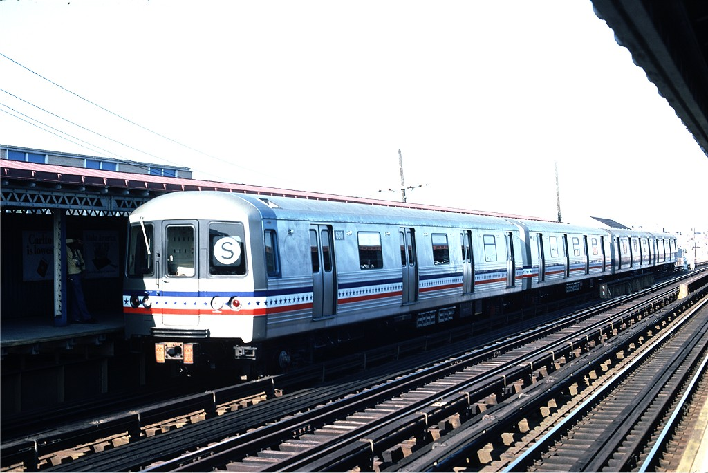 (180k, 1024x684)<br><b>Country:</b> United States<br><b>City:</b> New York<br><b>System:</b> New York City Transit<br><b>Line:</b> BMT West End Line<br><b>Location:</b> 25th Avenue <br><b>Route:</b> Fan Trip<br><b>Car:</b> R-46 (Pullman-Standard, 1974-75) 680 <br><b>Photo by:</b> Ed McKernan<br><b>Collection of:</b> Joe Testagrose<br><b>Date:</b> 2/26/1977<br><b>Viewed (this week/total):</b> 0 / 401
