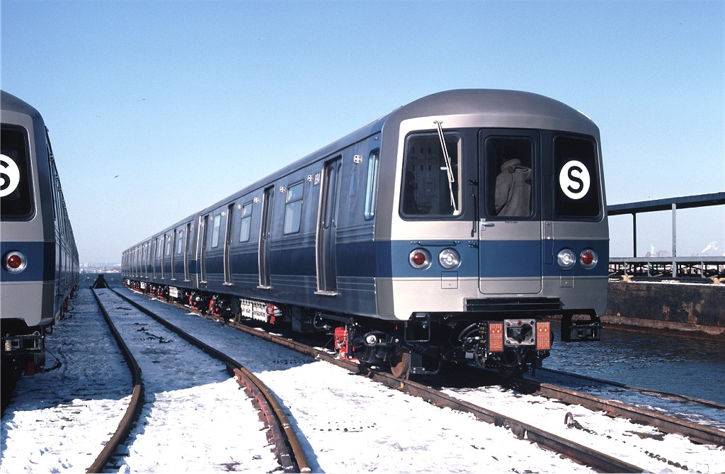 (190k, 1024x669)<br><b>Country:</b> United States<br><b>City:</b> New York<br><b>System:</b> New York City Transit<br><b>Line:</b> South Brooklyn Railway<br><b>Location:</b> SBK Yard (2nd Ave at 38th St.) (SBK)<br><b>Car:</b> R-46 (Pullman-Standard, 1974-75) 894 <br><b>Photo by:</b> Ed McKernan<br><b>Collection of:</b> Joe Testagrose<br><b>Date:</b> 12/30/1976<br><b>Notes:</b> Carfloat<br><b>Viewed (this week/total):</b> 0 / 379