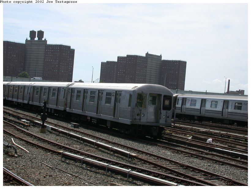 (125k, 820x620)<br><b>Country:</b> United States<br><b>City:</b> New York<br><b>System:</b> New York City Transit<br><b>Location:</b> Coney Island Yard<br><b>Car:</b> R-42 (St. Louis, 1969-1970)  4719 <br><b>Photo by:</b> Joe Testagrose<br><b>Date:</b> 9/22/2002<br><b>Viewed (this week/total):</b> 2 / 2625