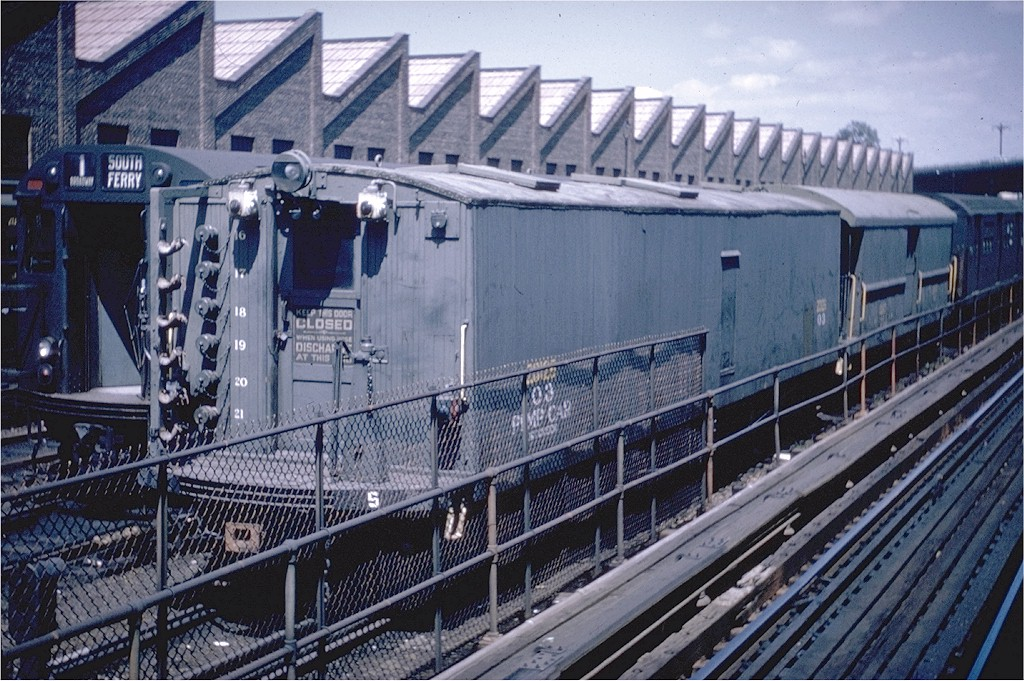 (247k, 1024x681)<br><b>Country:</b> United States<br><b>City:</b> New York<br><b>System:</b> New York City Transit<br><b>Location:</b> East 180th Street Yard<br><b>Car:</b> Pump Car 20126 <br><b>Collection of:</b> Joe Testagrose<br><b>Viewed (this week/total):</b> 0 / 4010