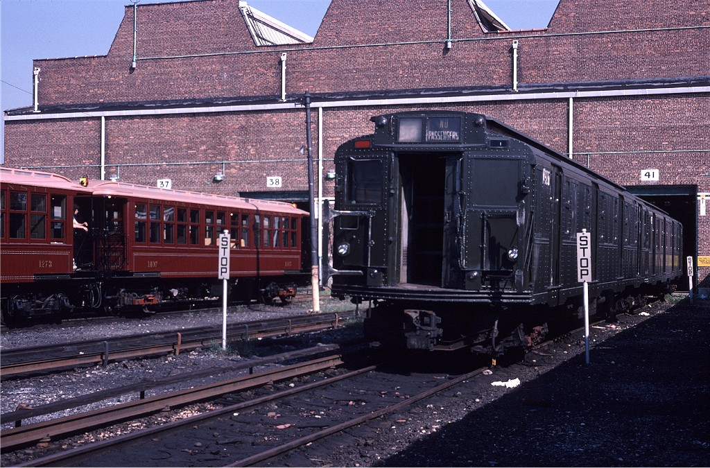 (278k, 1024x675)<br><b>Country:</b> United States<br><b>City:</b> New York<br><b>System:</b> New York City Transit<br><b>Location:</b> Coney Island Yard<br><b>Car:</b> R-6-3 (American Car & Foundry, 1935)  925 (ex-R708)<br><b>Photo by:</b> Steve Zabel<br><b>Collection of:</b> Joe Testagrose<br><b>Date:</b> 8/31/1979<br><b>Viewed (this week/total):</b> 0 / 398