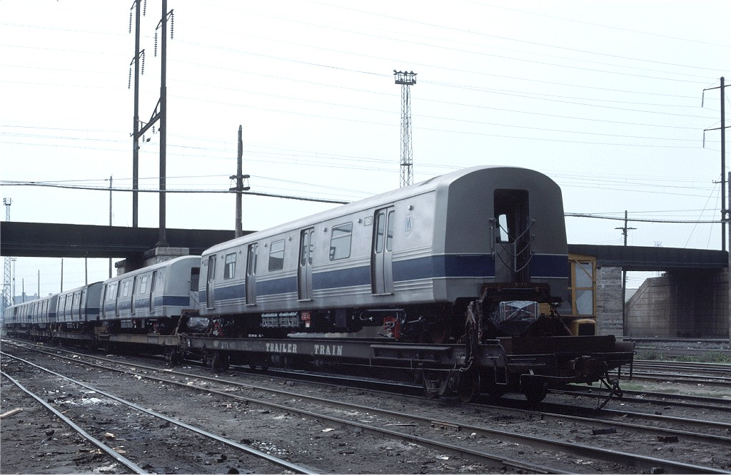 (175k, 1024x666)<br><b>Country:</b> United States<br><b>City:</b> Secaucus, NJ<br><b>System:</b> New York City Transit<br><b>Location:</b> Croxton Yard (NYCTA Equipment Delivery)<br><b>Car:</b> R-46 (Pullman-Standard, 1974-75) 1051 <br><b>Photo by:</b> Ed McKernan<br><b>Collection of:</b> Joe Testagrose<br><b>Date:</b> 6/5/1977<br><b>Viewed (this week/total):</b> 0 / 175