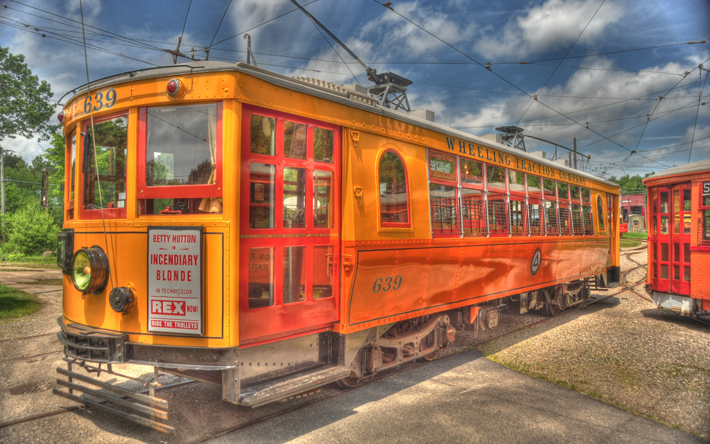 (413k, 1024x641)<br><b>Country:</b> United States<br><b>City:</b> Kennebunk, ME<br><b>System:</b> Seashore Trolley Museum <br><b>Car:</b>  639 <br><b>Photo by:</b> David Pirmann<br><b>Date:</b> 6/26/2011<br><b>Viewed (this week/total):</b> 2 / 259