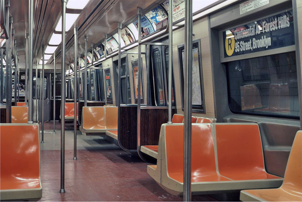 (258k, 1024x683)<br><b>Country:</b> United States<br><b>City:</b> New York<br><b>System:</b> New York City Transit<br><b>Route:</b> R<br><b>Car:</b> R-46 (Pullman-Standard, 1974-75) 759 <br><b>Photo by:</b> Eric Oszustowicz<br><b>Collection of:</b> Joe Testagrose<br><b>Date:</b> 12/27/1987<br><b>Viewed (this week/total):</b> 2 / 1167