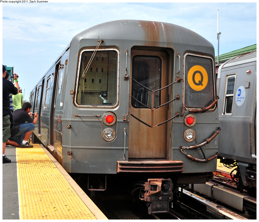 (462k, 1044x897)<br><b>Country:</b> United States<br><b>City:</b> New York<br><b>System:</b> New York City Transit<br><b>Location:</b> Coney Island/Stillwell Avenue<br><b>Route:</b> Q Yard Move<br><b>Car:</b> R-68A (Kawasaki, 1988-1989)  5194 <br><b>Photo by:</b> Zach Summer<br><b>Date:</b> 7/23/2011<br><b>Viewed (this week/total):</b> 3 / 869