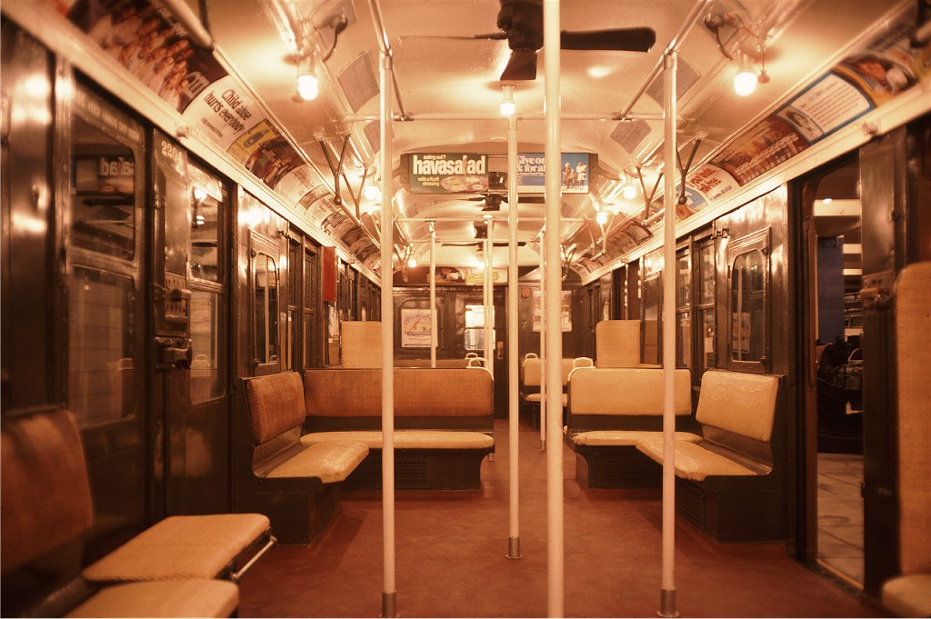 (193k, 1024x681)<br><b>Country:</b> United States<br><b>City:</b> New York<br><b>System:</b> New York City Transit<br><b>Location:</b> New York Transit Museum<br><b>Car:</b> BMT A/B-Type Standard 2204 <br><b>Photo by:</b> Doug Grotjahn<br><b>Collection of:</b> Joe Testagrose<br><b>Date:</b> 10/10/1976<br><b>Viewed (this week/total):</b> 2 / 412