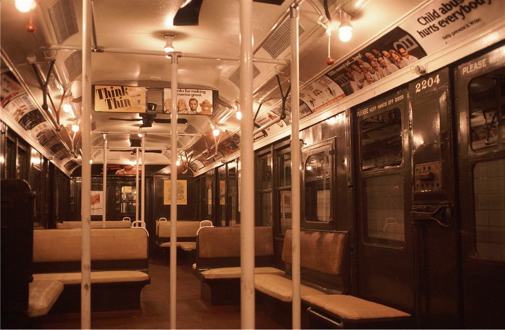 (182k, 1024x669)<br><b>Country:</b> United States<br><b>City:</b> New York<br><b>System:</b> New York City Transit<br><b>Location:</b> New York Transit Museum<br><b>Car:</b> BMT A/B-Type Standard 2204 <br><b>Photo by:</b> Doug Grotjahn<br><b>Collection of:</b> Joe Testagrose<br><b>Date:</b> 10/10/1976<br><b>Viewed (this week/total):</b> 0 / 1168