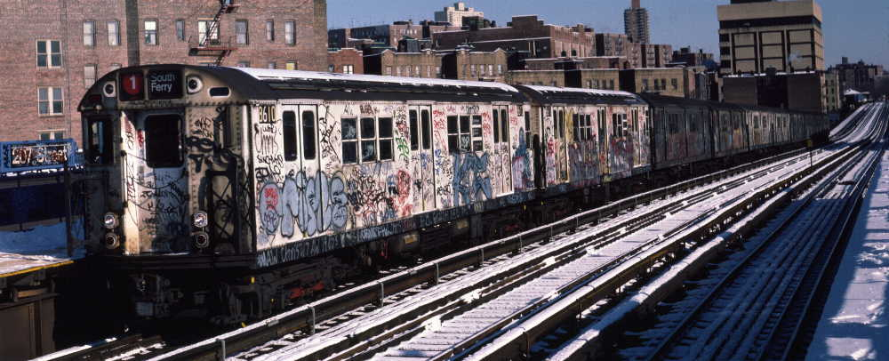 (71k, 1000x406)<br><b>Country:</b> United States<br><b>City:</b> New York<br><b>System:</b> New York City Transit<br><b>Line:</b> IRT West Side Line<br><b>Location:</b> 207th Street <br><b>Route:</b> 1<br><b>Car:</b> R-29 (St. Louis, 1962) 8610 <br><b>Photo by:</b> Robert Callahan<br><b>Date:</b> 2/3/1985<br><b>Viewed (this week/total):</b> 2 / 429
