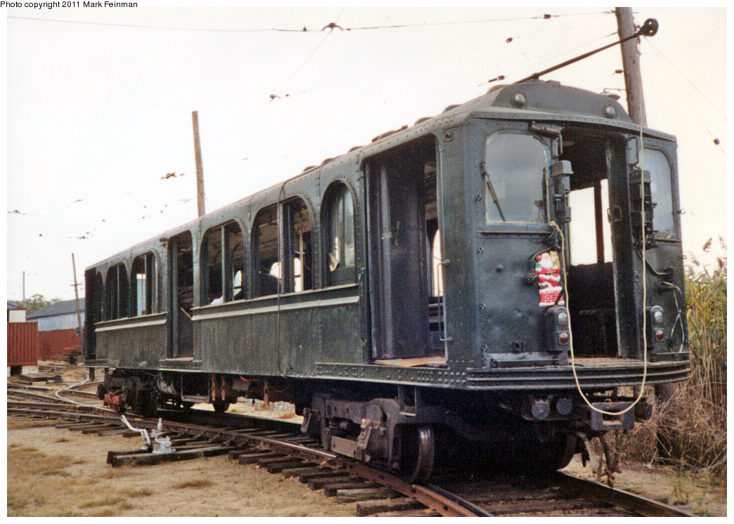 (356k, 1044x746)<br><b>Country:</b> United States<br><b>City:</b> East Haven/Branford, Ct.<br><b>System:</b> Shore Line Trolley Museum <br><b>Car:</b> H&M 503 <br><b>Photo by:</b> Mark S. Feinman<br><b>Date:</b> 10/8/1994<br><b>Viewed (this week/total):</b> 2 / 91