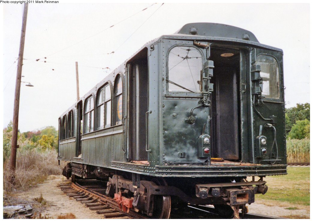 (347k, 1044x740)<br><b>Country:</b> United States<br><b>City:</b> East Haven/Branford, Ct.<br><b>System:</b> Shore Line Trolley Museum <br><b>Car:</b> H&M 503 <br><b>Photo by:</b> Mark S. Feinman<br><b>Date:</b> 10/8/1994<br><b>Viewed (this week/total):</b> 1 / 555
