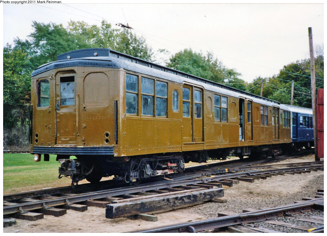 (411k, 1044x753)<br><b>Country:</b> United States<br><b>City:</b> East Haven/Branford, Ct.<br><b>System:</b> Shore Line Trolley Museum <br><b>Car:</b> BMT A/B-Type Standard 2775 <br><b>Photo by:</b> Mark S. Feinman<br><b>Date:</b> 10/8/1994<br><b>Viewed (this week/total):</b> 1 / 565
