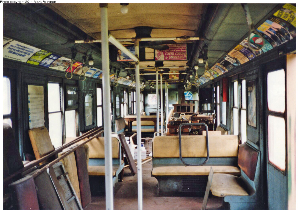 (387k, 1044x746)<br><b>Country:</b> United States<br><b>City:</b> East Haven/Branford, Ct.<br><b>System:</b> Shore Line Trolley Museum <br><b>Car:</b> BMT A/B-Type Standard 2775 <br><b>Photo by:</b> Mark S. Feinman<br><b>Date:</b> 10/8/1994<br><b>Viewed (this week/total):</b> 9 / 1561