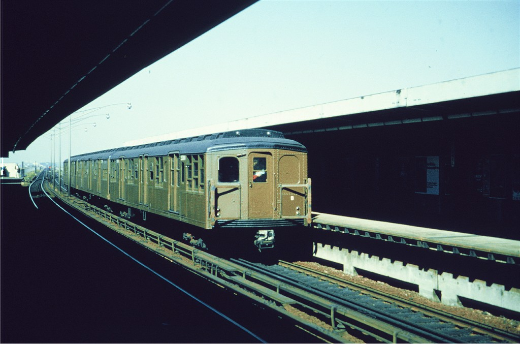 (144k, 1024x677)<br><b>Country:</b> United States<br><b>City:</b> New York<br><b>System:</b> New York City Transit<br><b>Line:</b> IND Rockaway<br><b>Location:</b> Broad Channel <br><b>Route:</b> Fan Trip<br><b>Car:</b> BMT A/B-Type Standard 2390 <br><b>Collection of:</b> Joe Testagrose<br><b>Date:</b> 10/16/1965<br><b>Viewed (this week/total):</b> 11 / 765
