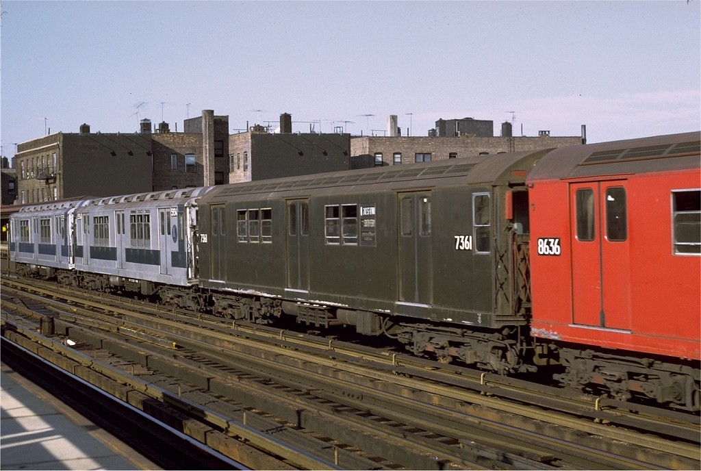 (188k, 1024x688)<br><b>Country:</b> United States<br><b>City:</b> New York<br><b>System:</b> New York City Transit<br><b>Line:</b> IRT West Side Line<br><b>Location:</b> 238th Street <br><b>Route:</b> 1<br><b>Car:</b> R-22 (St. Louis, 1957-58) 7361 <br><b>Photo by:</b> Joe Testagrose<br><b>Date:</b> 8/14/1971<br><b>Viewed (this week/total):</b> 0 / 465