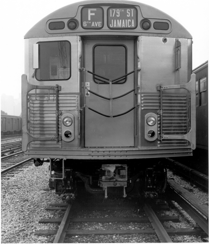 (256k, 878x1024)<br><b>Country:</b> United States<br><b>City:</b> New York<br><b>System:</b> New York City Transit<br><b>Location:</b> Coney Island Yard<br><b>Car:</b> R-38 (St. Louis, 1966-1967)  3969 <br><b>Photo by:</b> Ed Watson/Arthur Lonto Collection<br><b>Collection of:</b> Frank Pfuhler<br><b>Date:</b> 1966<br><b>Viewed (this week/total):</b> 8 / 717