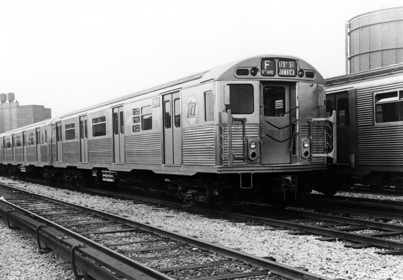 (273k, 1024x812)<br><b>Country:</b> United States<br><b>City:</b> New York<br><b>System:</b> New York City Transit<br><b>Location:</b> Coney Island Yard<br><b>Car:</b> R-38 (St. Louis, 1966-1967)  3969 <br><b>Photo by:</b> Ed Watson/Arthur Lonto Collection<br><b>Collection of:</b> Frank Pfuhler<br><b>Date:</b> 1966<br><b>Viewed (this week/total):</b> 2 / 579