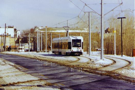 (37k, 526x352)<br><b>Country:</b> United States<br><b>City:</b> Jersey City, NJ<br><b>System:</b> Hudson Bergen Light Rail<br><b>Location:</b> Jersey Avenue <br><b>Photo by:</b> Daniel C. Boyar<br><b>Date:</b> 1/26/2000<br><b>Viewed (this week/total):</b> 1 / 2908