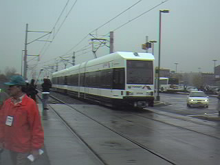 (15k, 320x240)<br><b>Country:</b> United States<br><b>City:</b> Jersey City, NJ<br><b>System:</b> Hudson Bergen Light Rail<br><b>Location:</b> Liberty State Park <br><b>Photo by:</b> Alan Braunstein<br><b>Date:</b> 4/22/2000<br><b>Viewed (this week/total):</b> 5 / 3525