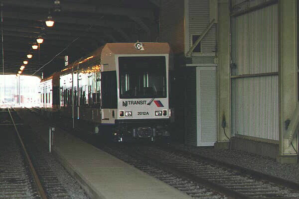 (70k, 600x400)<br><b>Country:</b> United States<br><b>City:</b> Jersey City, NJ<br><b>System:</b> Hudson Bergen Light Rail<br><b>Location:</b> HBLR Shops/Yard <br><b>Car:</b> NJT-HBLR LRV (Kinki-Sharyo, 1998-99)  2012 <br><b>Photo by:</b> Sidney Keyles<br><b>Date:</b> 6/5/1999<br><b>Viewed (this week/total):</b> 2 / 2206