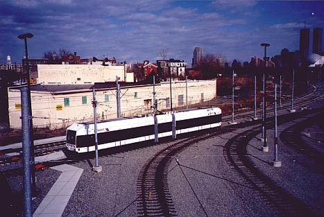 (33k, 467x313)<br><b>Country:</b> United States<br><b>City:</b> Jersey City, NJ<br><b>System:</b> Hudson Bergen Light Rail<br><b>Location:</b> HBLR Shops/Yard <br><b>Car:</b> NJT-HBLR LRV (Kinki-Sharyo, 1998-99)  2024 <br><b>Photo by:</b> Trevor Logan<br><b>Viewed (this week/total):</b> 3 / 1548