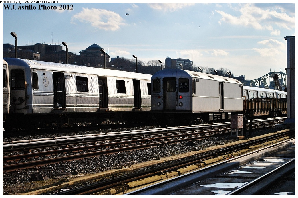 (375k, 1044x695)<br><b>Country:</b> United States<br><b>City:</b> New York<br><b>System:</b> New York City Transit<br><b>Location:</b> 207th Street Yard<br><b>Car:</b> R-44 (St. Louis, 1971-73) 5344 <br><b>Photo by:</b> Wilfredo Castillo<br><b>Date:</b> 2/1/2012<br><b>Viewed (this week/total):</b> 3 / 457
