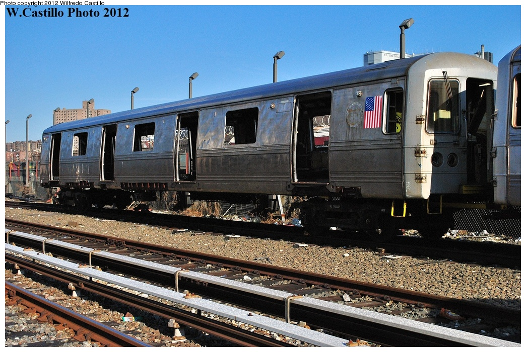 (404k, 1044x700)<br><b>Country:</b> United States<br><b>City:</b> New York<br><b>System:</b> New York City Transit<br><b>Location:</b> 207th Street Yard<br><b>Car:</b> R-44 (St. Louis, 1971-73)  <br><b>Photo by:</b> Wilfredo Castillo<br><b>Date:</b> 2/1/2012<br><b>Viewed (this week/total):</b> 2 / 636
