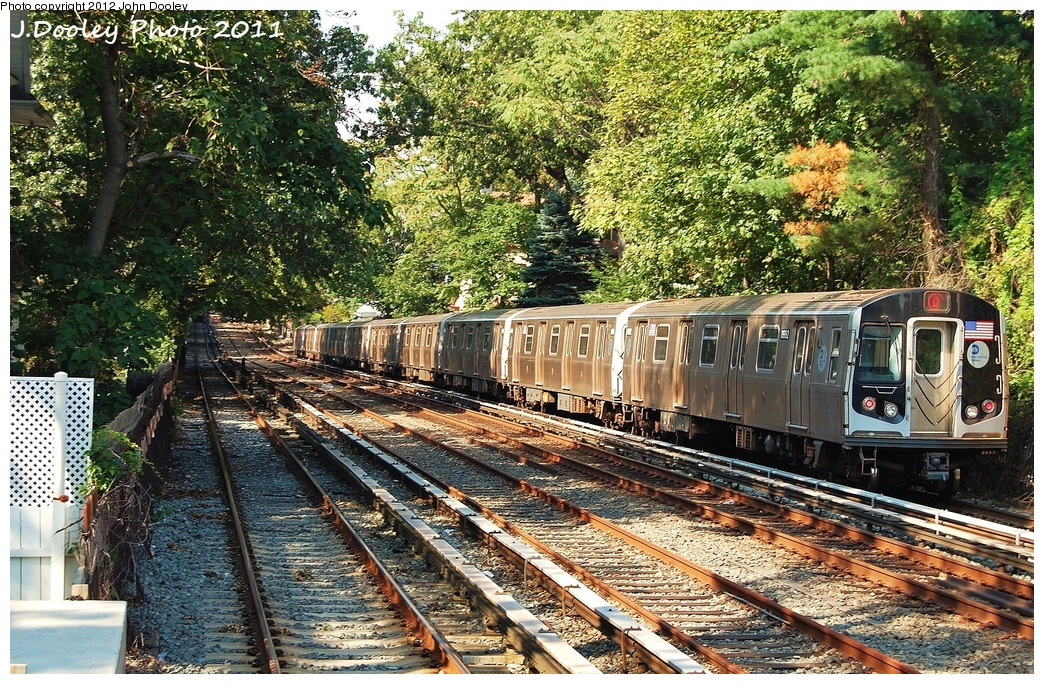 (542k, 1044x684)<br><b>Country:</b> United States<br><b>City:</b> New York<br><b>System:</b> New York City Transit<br><b>Line:</b> BMT Brighton Line<br><b>Location:</b> Avenue H <br><b>Route:</b> Q<br><b>Car:</b> R-160B (Option 1) (Kawasaki, 2008-2009)  8992 <br><b>Photo by:</b> John Dooley<br><b>Date:</b> 9/12/2011<br><b>Viewed (this week/total):</b> 2 / 204