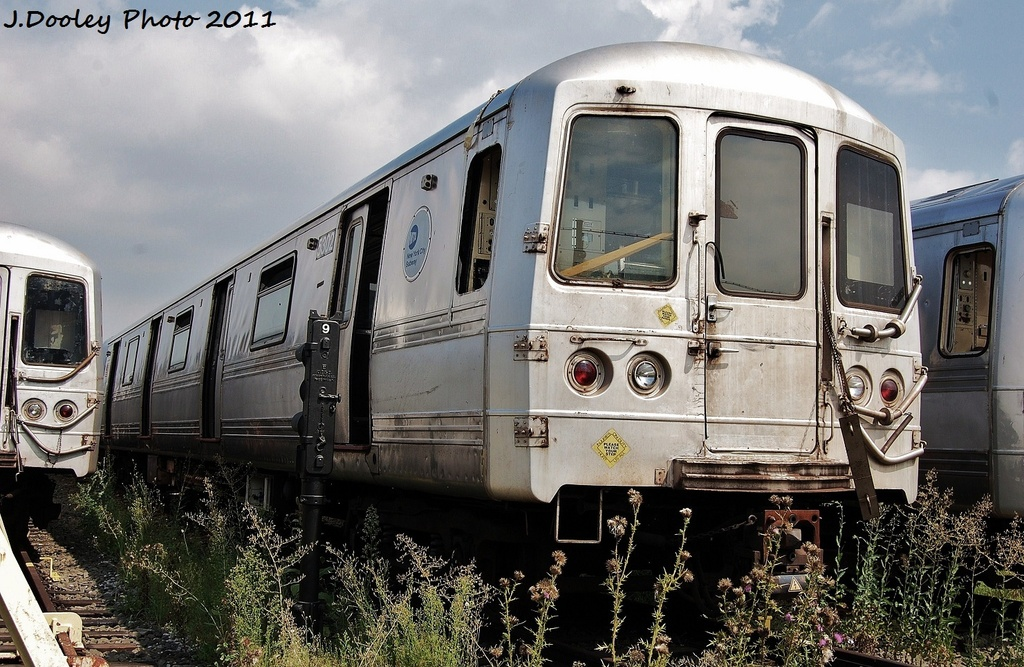 (366k, 1024x667)<br><b>Country:</b> United States<br><b>City:</b> New York<br><b>System:</b> New York City Transit<br><b>Location:</b> Coney Island Yard<br><b>Car:</b> R-44 (St. Louis, 1971-73) 5302 <br><b>Photo by:</b> John Dooley<br><b>Date:</b> 8/26/2011<br><b>Viewed (this week/total):</b> 3 / 236