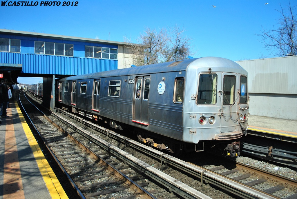 (348k, 1024x687)<br><b>Country:</b> United States<br><b>City:</b> New York<br><b>System:</b> New York City Transit<br><b>Line:</b> IND Rockaway<br><b>Location:</b> Broad Channel <br><b>Car:</b> R-46 (Pullman-Standard, 1974-75) 6036 <br><b>Photo by:</b> Wilfredo Castillo<br><b>Date:</b> 3/20/2012<br><b>Viewed (this week/total):</b> 5 / 335