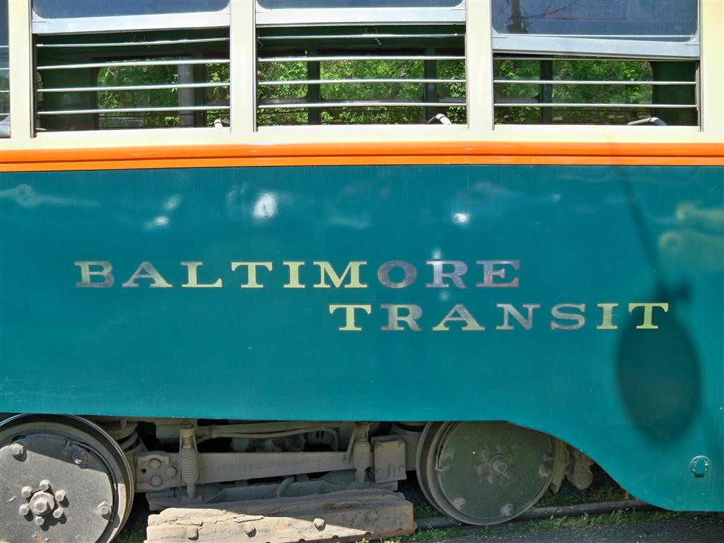 (117k, 1024x768)<br><b>Country:</b> United States<br><b>City:</b> Baltimore, MD<br><b>System:</b> Baltimore Streetcar Museum <br><b>Car:</b> PCC 7407 <br><b>Photo by:</b> Fran Rogers<br><b>Date:</b> 4/11/2010<br><b>Viewed (this week/total):</b> 0 / 63