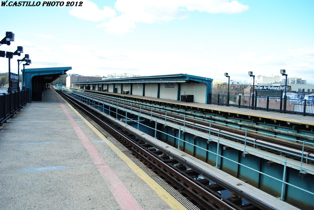 (322k, 1024x687)<br><b>Country:</b> United States<br><b>City:</b> New York<br><b>System:</b> New York City Transit<br><b>Line:</b> IRT Brooklyn Line<br><b>Location:</b> Sutter Avenue/Rutland Road <br><b>Photo by:</b> Wilfredo Castillo<br><b>Date:</b> 3/29/2012<br><b>Viewed (this week/total):</b> 3 / 277