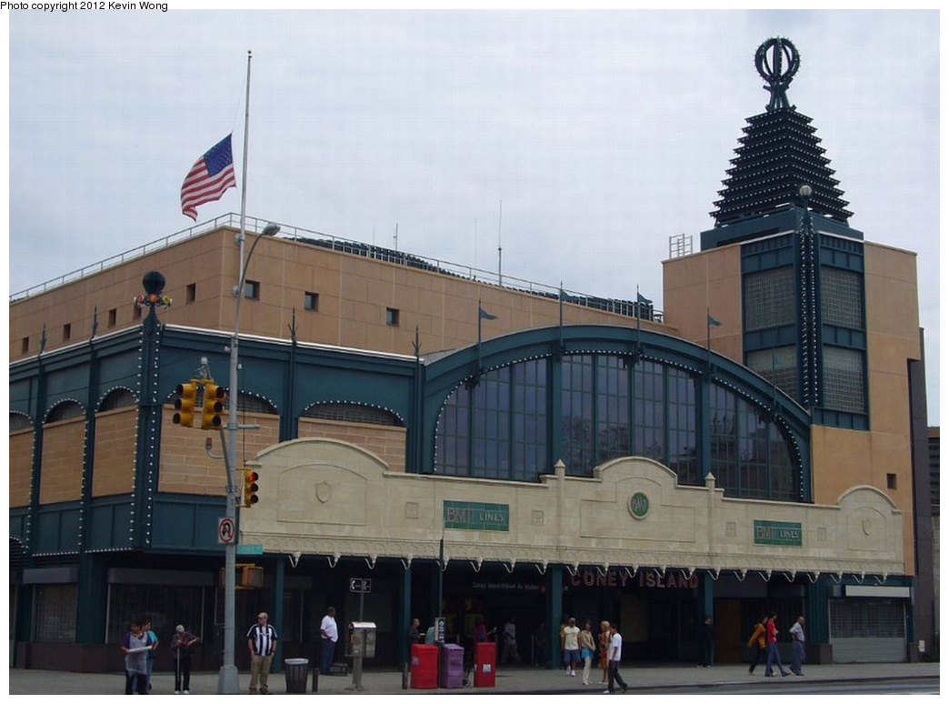 (274k, 1044x774)<br><b>Country:</b> United States<br><b>City:</b> New York<br><b>System:</b> New York City Transit<br><b>Location:</b> Coney Island/Stillwell Avenue<br><b>Photo by:</b> Kevin Wong<br><b>Date:</b> 8/19/2007<br><b>Viewed (this week/total):</b> 1 / 194
