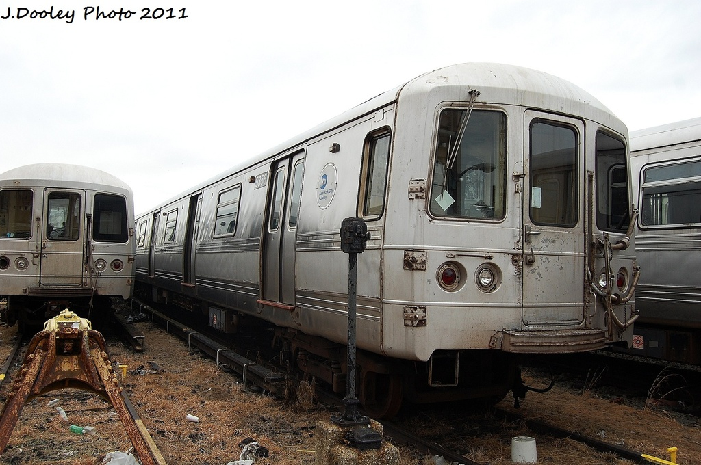 (321k, 1024x680)<br><b>Country:</b> United States<br><b>City:</b> New York<br><b>System:</b> New York City Transit<br><b>Location:</b> 207th Street Yard<br><b>Car:</b> R-44 (St. Louis, 1971-73) 5356 <br><b>Photo by:</b> John Dooley<br><b>Date:</b> 11/29/2011<br><b>Viewed (this week/total):</b> 2 / 162