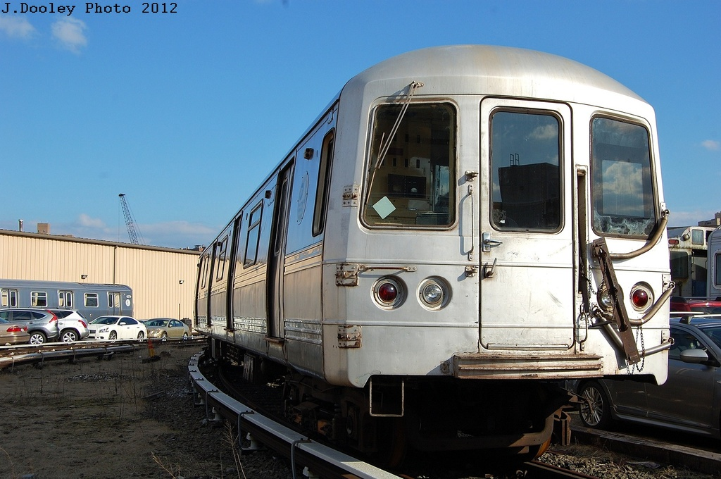 (305k, 1024x680)<br><b>Country:</b> United States<br><b>City:</b> New York<br><b>System:</b> New York City Transit<br><b>Location:</b> 207th Street Yard<br><b>Car:</b> R-44 (St. Louis, 1971-73) 5360 <br><b>Photo by:</b> John Dooley<br><b>Date:</b> 2/1/2012<br><b>Viewed (this week/total):</b> 1 / 159