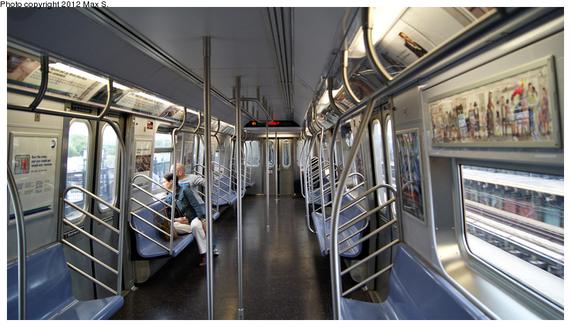 (219k, 820x470)<br><b>Country:</b> United States<br><b>City:</b> New York<br><b>System:</b> New York City Transit<br><b>Car:</b> R-160A (Option 1) (Alstom, 2008-2009, 5 car sets)  9578 <br><b>Photo by:</b> Max S.<br><b>Date:</b> 5/5/2012<br><b>Viewed (this week/total):</b> 1 / 278