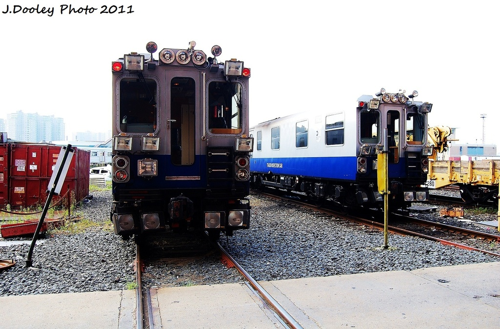 (355k, 1024x674)<br><b>Country:</b> United States<br><b>City:</b> New York<br><b>System:</b> New York City Transit<br><b>Location:</b> Coney Island Yard<br><b>Car:</b> Track Geometry Car TGC3/TGC4 <br><b>Photo by:</b> John Dooley<br><b>Date:</b> 8/26/2011<br><b>Viewed (this week/total):</b> 0 / 731