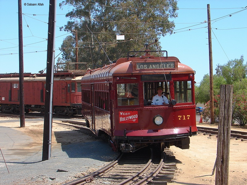 (499k, 800x600)<br><b>Country:</b> United States<br><b>City:</b> Perris, CA<br><b>System:</b> Orange Empire Railway Museum <br><b>Car:</b>  717 <br><b>Photo by:</b> Salaam Allah<br><b>Date:</b> 6/19/2010<br><b>Viewed (this week/total):</b> 4 / 113