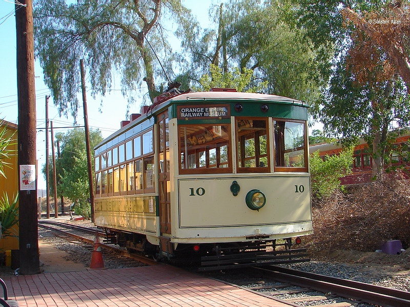 (606k, 800x600)<br><b>Country:</b> United States<br><b>City:</b> Perris, CA<br><b>System:</b> Orange Empire Railway Museum <br><b>Car:</b>  10 <br><b>Photo by:</b> Salaam Allah<br><b>Date:</b> 6/19/2010<br><b>Viewed (this week/total):</b> 2 / 76