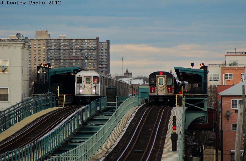 (311k, 1024x673)<br><b>Country:</b> United States<br><b>City:</b> New York<br><b>System:</b> New York City Transit<br><b>Line:</b> IRT Brooklyn Line<br><b>Location:</b> Van Siclen Avenue <br><b>Photo by:</b> John Dooley<br><b>Date:</b> 3/29/2012<br><b>Viewed (this week/total):</b> 4 / 982